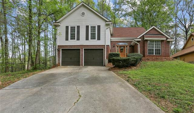 1264 Moorfield Trace NW, Kennesaw, GA 30152 (MLS #6708161) :: Kennesaw Life Real Estate