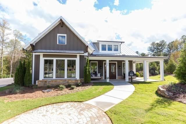 619 Foxhollow Lane, Alpharetta, GA 30004 (MLS #6708180) :: Kennesaw Life Real Estate