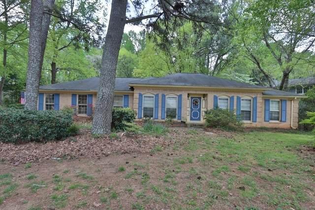 1241 Sheppard Drive SW, Lilburn, GA 30047 (MLS #6708183) :: Kennesaw Life Real Estate