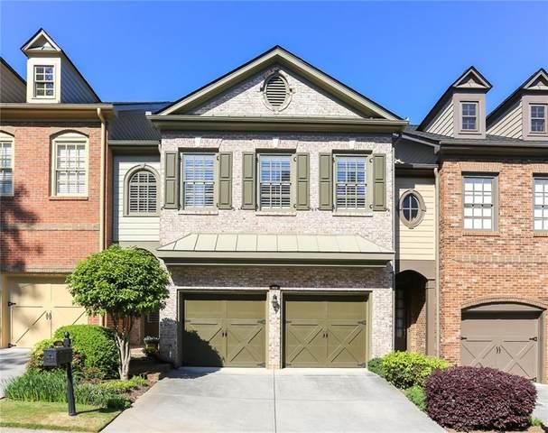 1606 Pavillion Ridge Drive SE #1, Smyrna, GA 30080 (MLS #6708190) :: BHGRE Metro Brokers