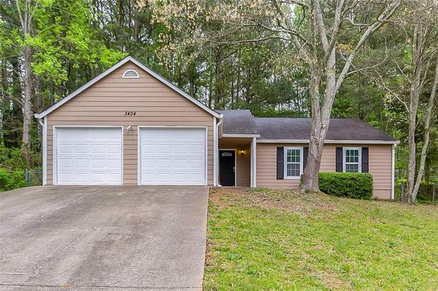 3404 Owens Pass NW, Kennesaw, GA 30152 (MLS #6708207) :: Kennesaw Life Real Estate