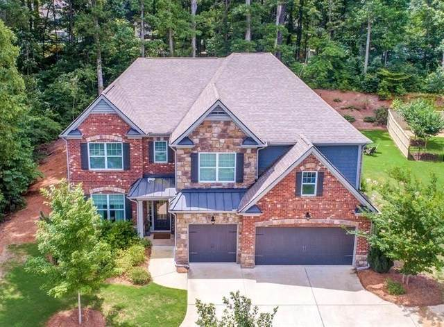 4365 Maverick Lane NW, Kennesaw, GA 30152 (MLS #6708210) :: Kennesaw Life Real Estate