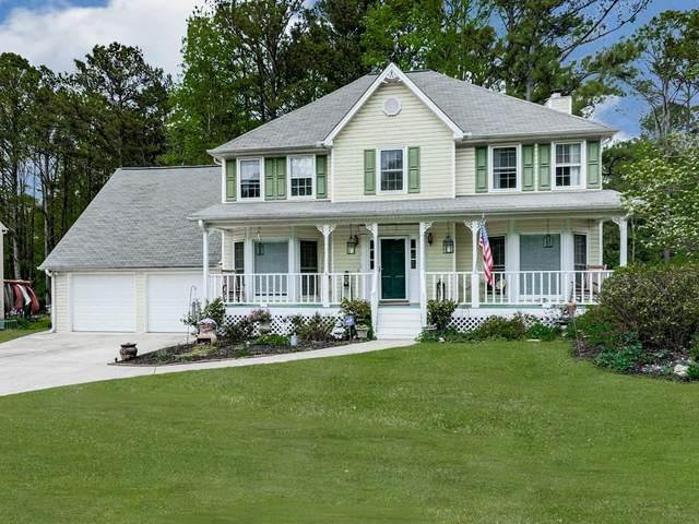 1669 Pinefield Road, Marietta, GA 30066 (MLS #6708211) :: Kennesaw Life Real Estate