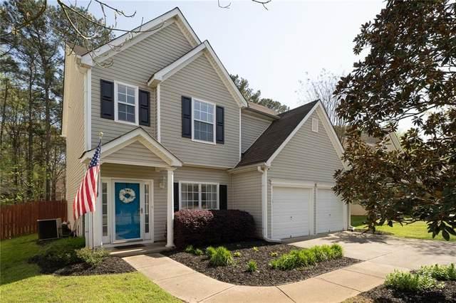 1569 Silver Ridge Drive, Austell, GA 30106 (MLS #6708224) :: Kennesaw Life Real Estate