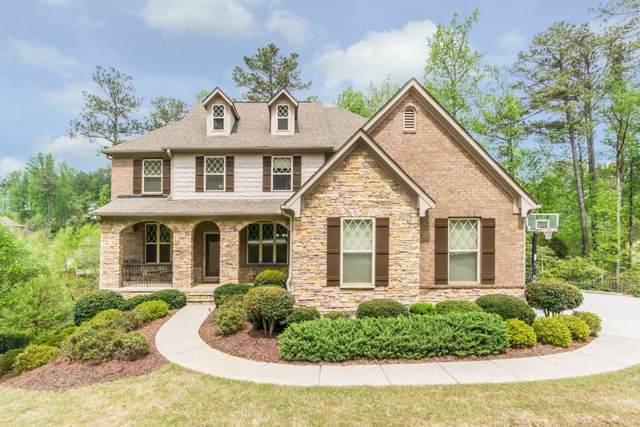 1040 Ashley Manor Drive, Roswell, GA 30075 (MLS #6708226) :: The North Georgia Group