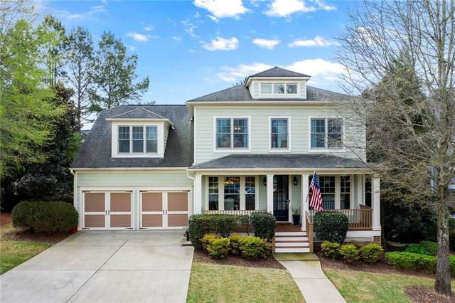 629 Parkview Drive, Canton, GA 30114 (MLS #6708233) :: The North Georgia Group