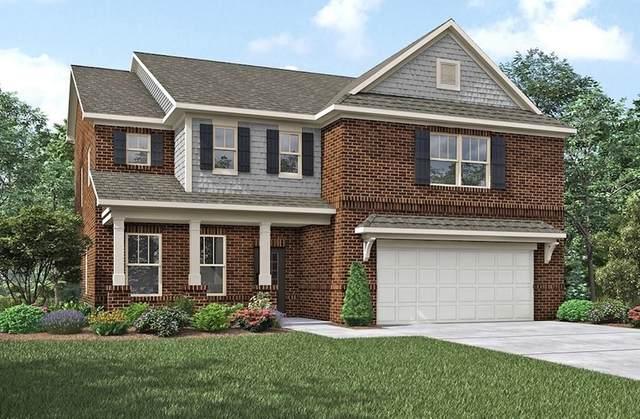 257 Snow Owl Way Lot 50, Lawrenceville, GA 30044 (MLS #6708235) :: Kennesaw Life Real Estate