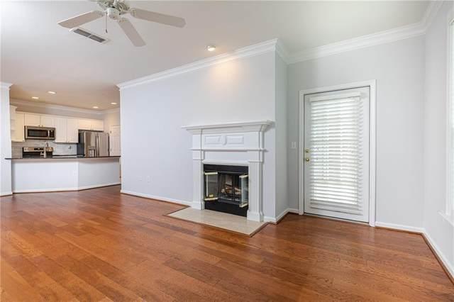 2400 Cumberland Parkway SE #412, Atlanta, GA 30339 (MLS #6708243) :: Kennesaw Life Real Estate