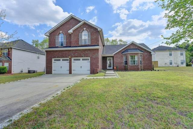 2244 Eagles Nest Circle, Decatur, GA 30035 (MLS #6708248) :: The Realty Queen & Team