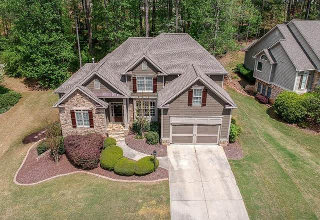 5590 Cathers Creek Drive, Powder Springs, GA 30127 (MLS #6708250) :: Rock River Realty