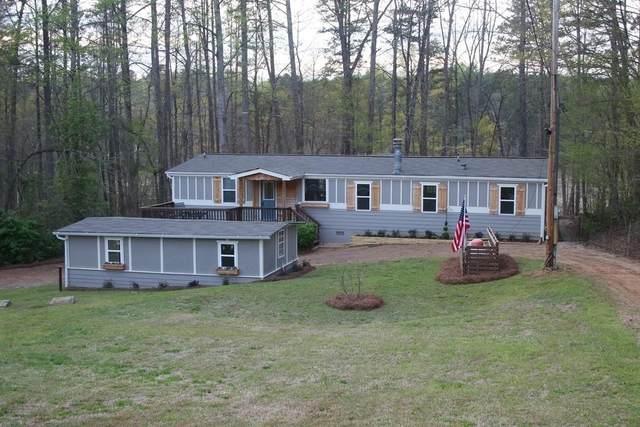 1880 Seven Forks Road, Martin, GA 30557 (MLS #6708294) :: Kennesaw Life Real Estate