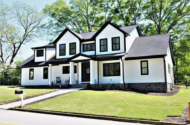 137 Brown Street, Carrollton, GA 30117 (MLS #6708311) :: Rock River Realty