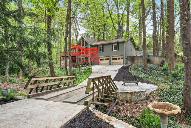 102 Vanessa Drive SE, Smyrna, GA 30082 (MLS #6708328) :: The Heyl Group at Keller Williams