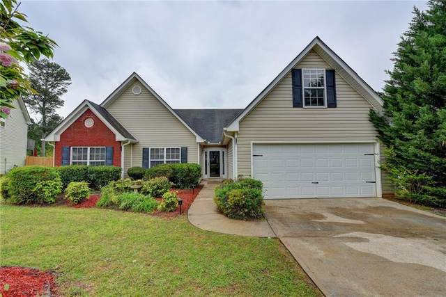 3583 Stephens Creek Court, Loganville, GA 30052 (MLS #6708329) :: The Heyl Group at Keller Williams