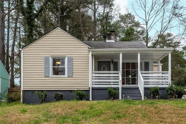 1164 Westmont Road SW, Atlanta, GA 30311 (MLS #6708343) :: The Zac Team @ RE/MAX Metro Atlanta