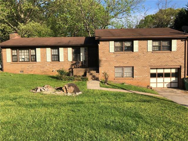 1023 Washington Avenue, Woodstock, GA 30188 (MLS #6708348) :: The North Georgia Group