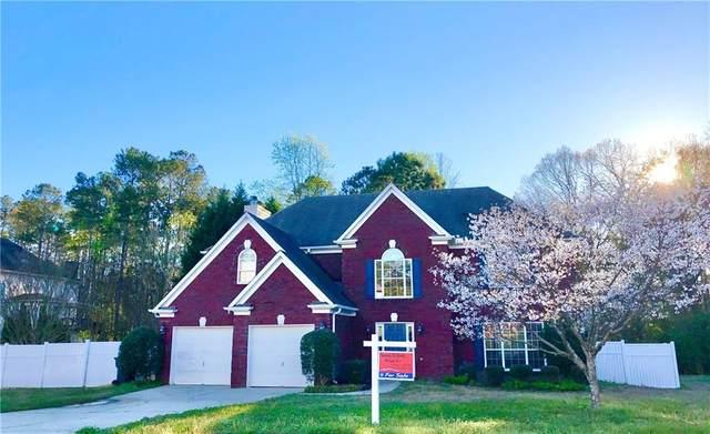 1235 Runnelwood Trail, Snellville, GA 30078 (MLS #6708393) :: Rock River Realty