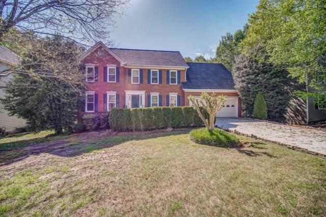 1747 Tisbury Drive NW, Kennesaw, GA 30152 (MLS #6708465) :: North Atlanta Home Team
