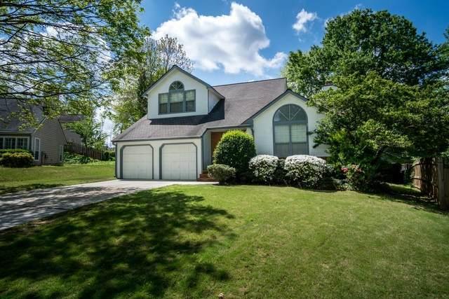 910 Cobb Place Manor Drive, Marietta, GA 30066 (MLS #6708495) :: North Atlanta Home Team