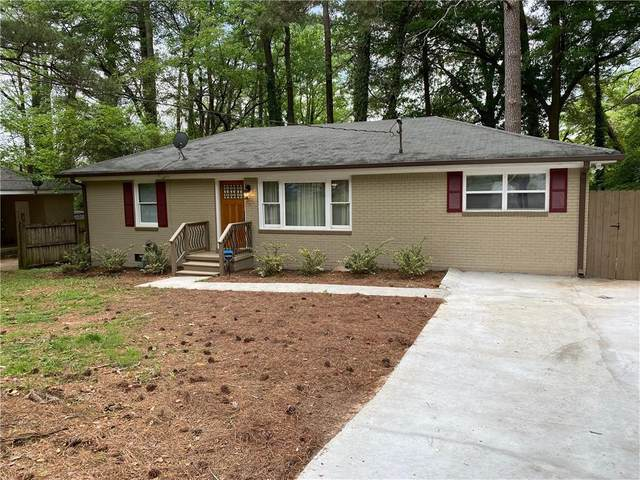 1909 Pinedale Place, Decatur, GA 30032 (MLS #6708590) :: Good Living Real Estate