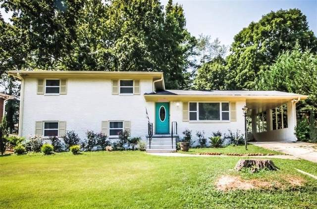 3272 Tulip Drive, Decatur, GA 30032 (MLS #6708596) :: The Heyl Group at Keller Williams