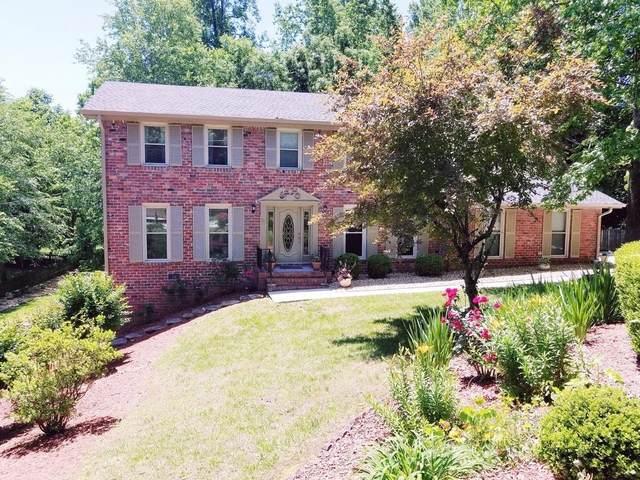 2265 Delverton Drive, Dunwoody, GA 30338 (MLS #6708646) :: North Atlanta Home Team
