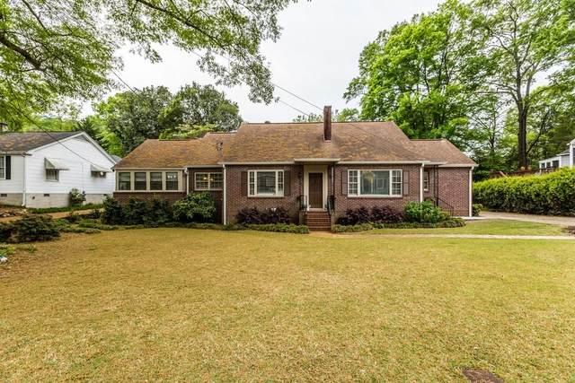 504 E 10th Street SE, Rome, GA 30161 (MLS #6708649) :: Lakeshore Real Estate Inc.