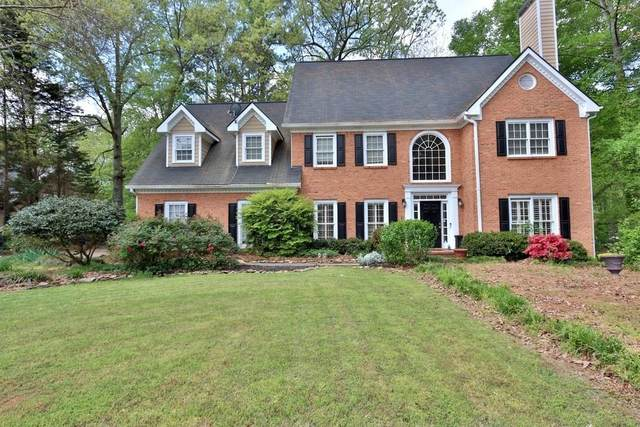1546 Halisport Lake Drive NW, Kennesaw, GA 30152 (MLS #6708714) :: Charlie Ballard Real Estate