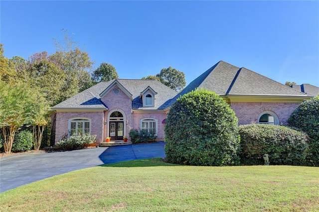 260 Stoney Ridge Drive, Johns Creek, GA 30022 (MLS #6708733) :: RE/MAX Prestige