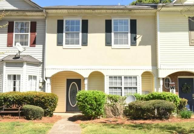 25 Timber Ridge Drive, Cartersville, GA 30121 (MLS #6708766) :: Kennesaw Life Real Estate