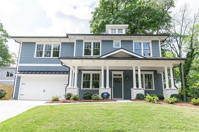 1979 Dunwoody Street, Atlanta, GA 30317 (MLS #6708783) :: The Zac Team @ RE/MAX Metro Atlanta