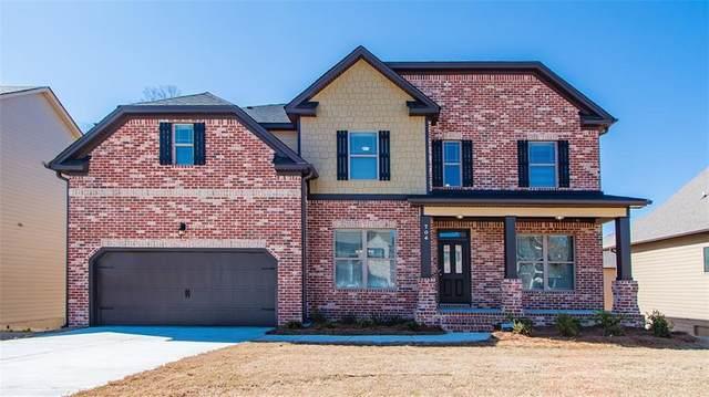 2447 Rose Hill Court E, Lawrenceville, GA 30044 (MLS #6708785) :: North Atlanta Home Team