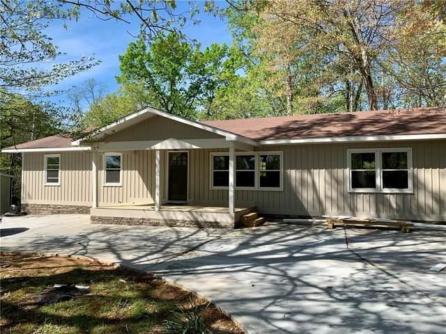 1802 Little Pine Mountain Road, Jasper, GA 30143 (MLS #6708829) :: Thomas Ramon Realty