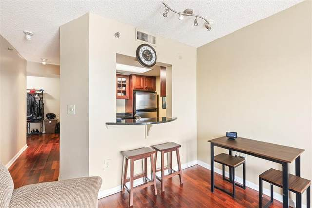 1280 W Peachtree Street NW #3414, Atlanta, GA 30309 (MLS #6708893) :: Lakeshore Real Estate Inc.