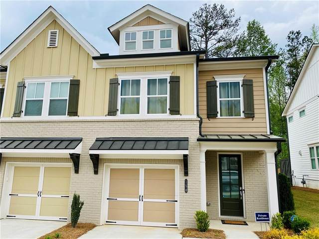 158 Bellehaven Drive, Woodstock, GA 30188 (MLS #6708900) :: Vicki Dyer Real Estate