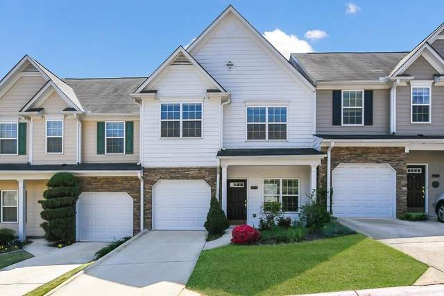 2028 Hoods Fort Circle NW #19, Kennesaw, GA 30144 (MLS #6708987) :: North Atlanta Home Team