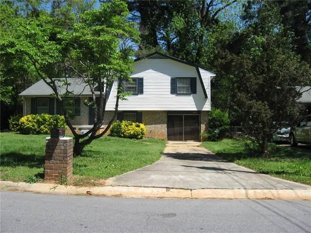 6038 Randy Lane, Ellenwood, GA 30294 (MLS #6709067) :: Charlie Ballard Real Estate