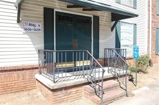 5659 Kingsport Drive #6, Sandy Springs, GA 30342 (MLS #6709140) :: Tonda Booker Real Estate Sales