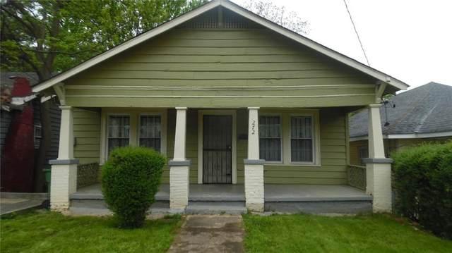 272 Joseph E Lowery Boulevard NW, Atlanta, GA 30314 (MLS #6709519) :: Todd Lemoine Team