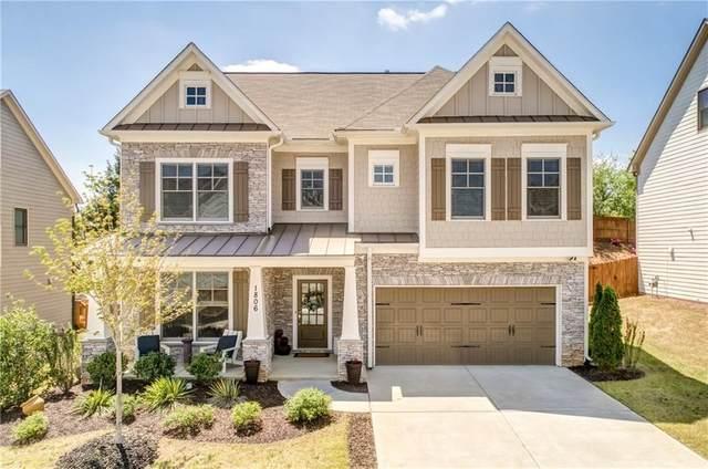 1806 Grand Oaks Drive, Woodstock, GA 30188 (MLS #6709540) :: The Heyl Group at Keller Williams