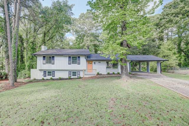 3559 Troutdale Court, Decatur, GA 30032 (MLS #6709556) :: The Zac Team @ RE/MAX Metro Atlanta