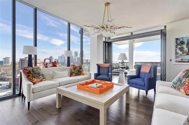 3107 Peachtree Road NE #1405, Atlanta, GA 30305 (MLS #6709695) :: Tonda Booker Real Estate Sales