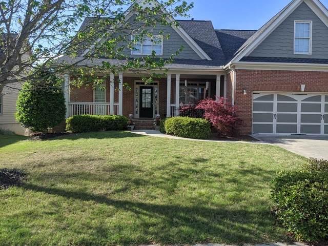 112 Laurel Bay Drive, Loganville, GA 30052 (MLS #6709708) :: The Heyl Group at Keller Williams