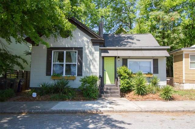 834 Fulton Terrace SE, Atlanta, GA 30316 (MLS #6709885) :: The Zac Team @ RE/MAX Metro Atlanta