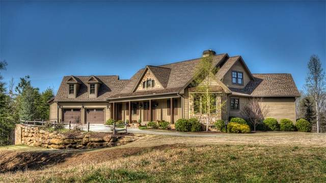595 N Edgewater Trail, Toccoa, GA 30577 (MLS #6709920) :: The Heyl Group at Keller Williams