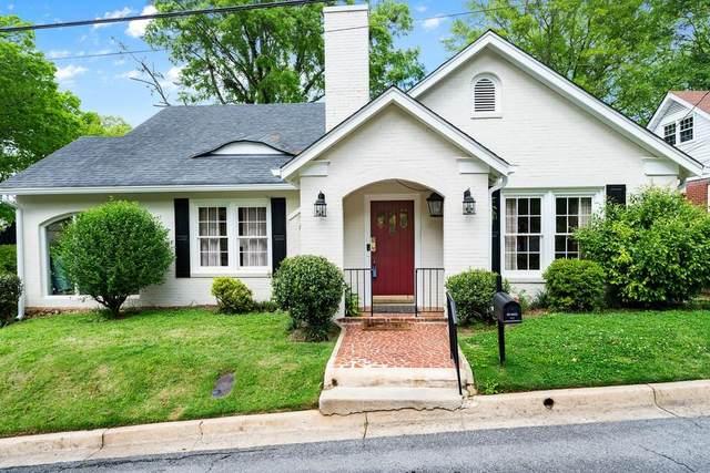 401 E 11th Street SE, Rome, GA 30161 (MLS #6710149) :: Lakeshore Real Estate Inc.