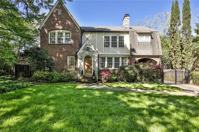 546 Ridgecrest Road NE, Atlanta, GA 30307 (MLS #6710150) :: Kennesaw Life Real Estate