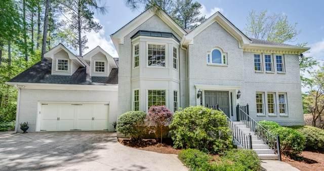 2180 Briarwillow Drive NE, Atlanta, GA 30345 (MLS #6710155) :: The Heyl Group at Keller Williams