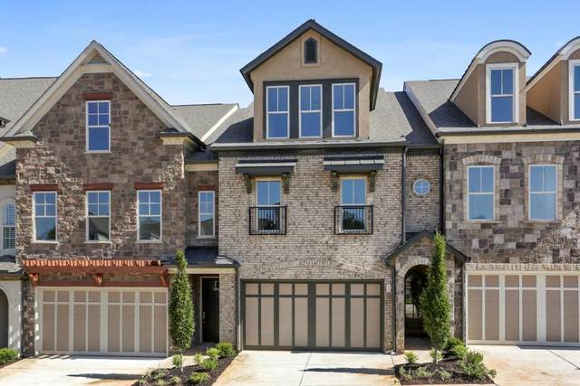 109 Via Roma, Woodstock, GA 30188 (MLS #6710232) :: Compass Georgia LLC