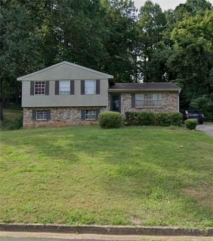 6292 Wellington Drive, Union City, GA 30291 (MLS #6710239) :: North Atlanta Home Team
